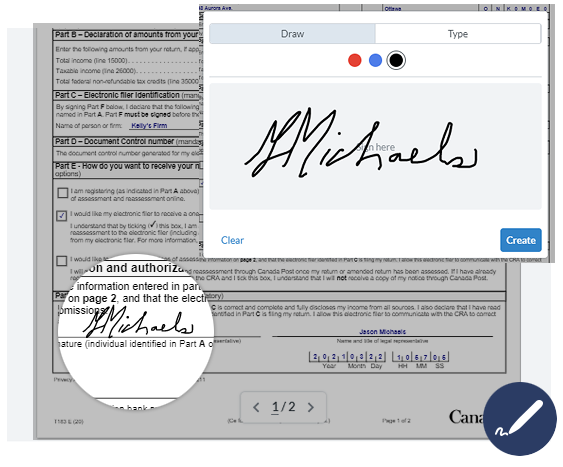 e-Signature Overview